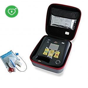 Life Point Pro AED with monitor