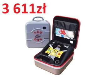 Defibrylator AED Life Point Pro.