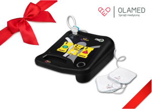 Defibrylator AED Life Point Pro AED od OLAMED