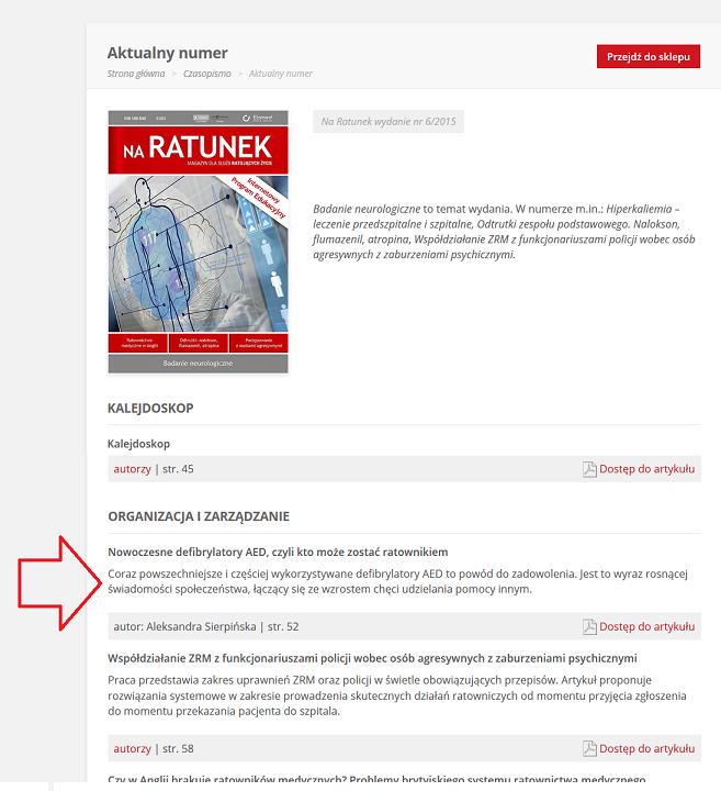 Nowoczesne Defibrylatory AED - OLAMED artykuł ekspercki
