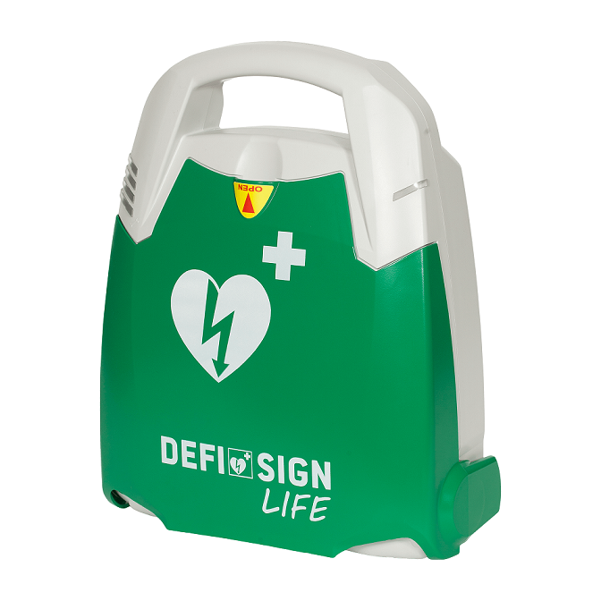DEFIBRYLATOR AED DEFISIGN LIFE