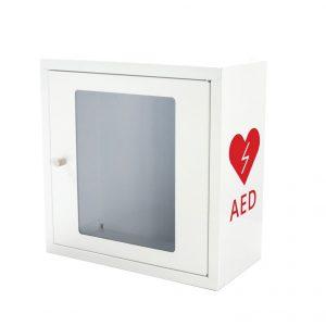 Szafka na defibrylator AED bez alarmu
