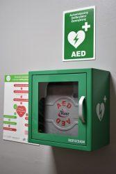 Defibrylatory AED w Prudniku od OLAMED