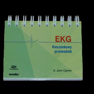 EKG Kieszonkowy przewodnik A.John Camm 2021r.